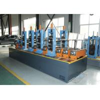 China Automatic Steel Welding ERW Pipe Mill Tube Manufacturing Machine 1 Year Warranty wholesale