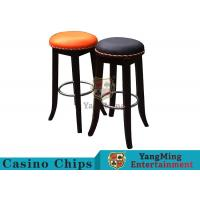 Buy cheap Flexible Anti - Moth Poker Table Chairs For Roulette Casino Dedicated Using from wholesalers