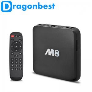 China m8 Amlogic Tv Box , Xbmc Tv Boxes s802 Android 4.4  2g 8g Kodi 14.2 With Dual Wifi 4K 2K wholesale