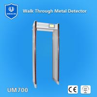 Buy cheap Walk Through Metal Detector / Arched door frame with high sensitivity 33 zones UZ800 from wholesalers