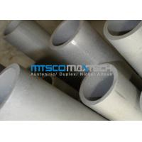China Heavy Wall Thickness Duplex Steel Tube ASTM A790 UNS S31803 For Chemical Industry wholesale