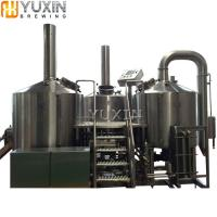 China 500L 1000L Medium Size Craft Beer Brewing Equipment  for Sale wholesale