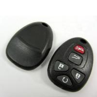China GMC 5Button 315MHZ Auto Remote Key, Plastic Car Key Blanks for GMC wholesale