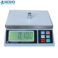 China Simple Counting Digital Weighing Scale RS232 can link with tower lamp wholesale