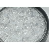 Quality 12V 9PCS 3W LED Chip Round Vehicles Offroad LED Work Lights 4.5 Inches LED Pod for sale