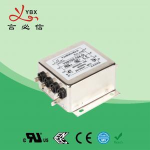 China Yanbixin 35KW EMC Heat Pump Inverter RFI Filter 380V 440V 480V OEM ODM Service wholesale