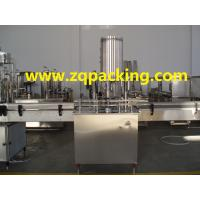Fully Automatic Glass Bottle Aluminium Screw Cap Capping Machine/ROPP Capping Machinery