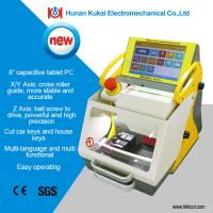 China Sec-E9 Free Upgrade Automatic Car Key Code Cutting Machine Key Copy Machine with Multi-Lan on sale