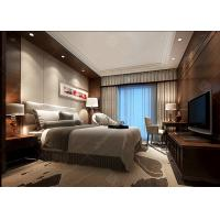 China Luxury Hotel Guest Room Lounge Suit With High Spring Foam Standard Size wholesale