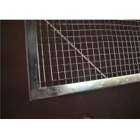 China Stainless Steel Wire Mesh Tray Light Weight With Heat Resistant FDA SGS wholesale