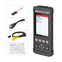 Quality Launch Creader 619 Code Reader Full OBD2 / EOBD Functions Support Data Record for sale