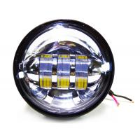 China 4.5 inch Harley Davidson motorcycle Fog lights , with 30w cree chip with 6000K Xenon White color light wholesale