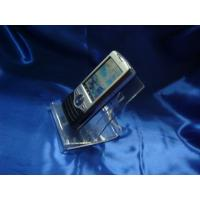 China L Shape Clear Acrylic Display Holders For Cell Phone , Camera wholesale