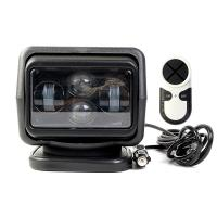 China 60W Wireless Remote Control Searchlight , Spot Beam Portable Led Work Lights wholesale
