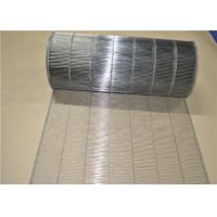 China Stainless Steel  Wire Mesh Conveyor Belt With Ladder Type Uesd For Egg Conveyer wholesale