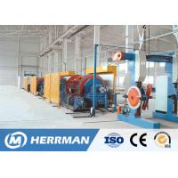 China Rigid Type Cable Armouring Machine 400mm / 500mm Bobbin Size High Performance on sale