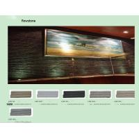 China Fire Retardant  Waterproof Brick 3d Wall Panels for Restaurant Interior & Exterior Wall  Faux Stone Covering wholesale
