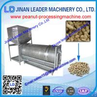 China easy to operate&Save the artificial continuous washing rotary peanut cleaning machine wholesale