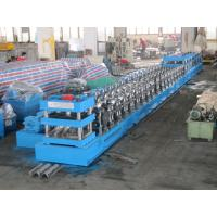 China Guardrail Board 13 Units Gear Reducer Roll Forming Equipment Use 45Kw Motor Bending Plate wholesale