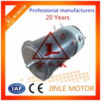China O.D 170mm 48v Electric Motor Insulation F For Forklift Travelling System wholesale