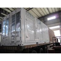China 720 Kw Soundproof Containerized Diesel Generators For Construction Site wholesale
