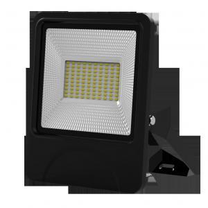 China 50W flood light led focos lamp CE ROHS TUV SAA bridgelux led chip ultra slim high brightness 80RA 0.92PFC 110LM/W wholesale