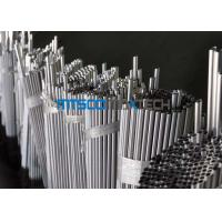 Buy cheap TP316L / 1.4404 Cold Drawn small diameter stainless steel tubing for chromatography industry from wholesalers
