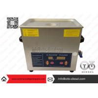 China Digital Ultrasonic Cleaner with Display and Temperature Control TSX-240ST wholesale