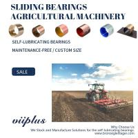 Agricultural Machinery Bronze Bearing For Combine Harvestor Planters Strapping Machines