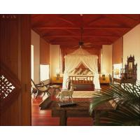 China South East Asia Style Hotel Bedroom Furniture Sets With Custom Oak Veneer Holiday on sale