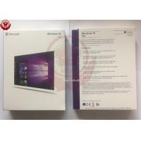 China Genuine Software Windows 10 Pro Retail Box Win 10 Product Key Code Lifetime Guarantee wholesale