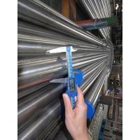 China Incoloy Alloy 825 seamless pipe , Nickel Alloy Pipe ASTM B 163 / ASTM B 704, ET, HT wholesale
