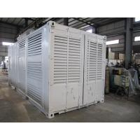 China 20 Foot Container 800KW Diesel Generator Set For Standby Power wholesale