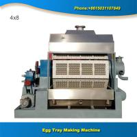 China Recycled pulp egg tray making machinery production line wholesale