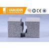 China Prefab Storey House Partition Sandwich Wall Panels Sound Insulation 46dB wholesale