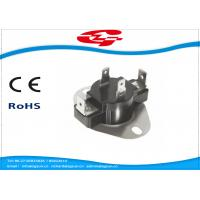 China Thermal Switch Snap Disc Thermostat , Big Current Bi Metal Thermostat High Duty wholesale