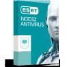 China Upgrade Computer Antivirus Software Download Eset NOD32 3 Users License Online wholesale