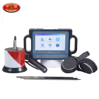 China PQWT-CL900 Underground Pipes Water Leak Detector 8m wholesale