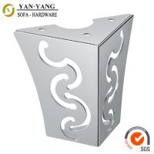 China 80mm high hot sale furniture legs modern sofa legs SL-093 wholesale