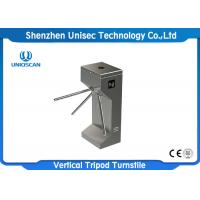 China Verticle Tripod Turnstile Gate Full Automatic UT550-A with Access Control System on sale