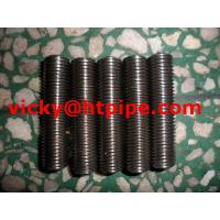 China alloy 2507. 2205. S32760. Zeron100 fasteners threaded rods alloy718. alloy59. wholesale