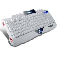China Multi Color Bluetooth Mechanical Gaming Keyboard With Lights Waterproof wholesale