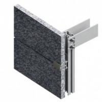 China Stone Dry-fasten Curtain Wall With Back-Bolting Technology wholesale