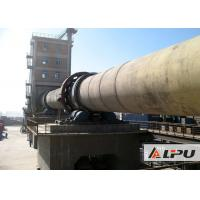 China High Efficiency Rrotating Kiln For Calcination Of High Aluminum Bauxite Ore wholesale