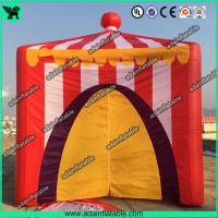 China Oxford Cloth White Advertising Inflatable Booth Tent for Exhibition,Promotion Booth Tent wholesale