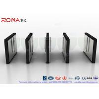 China 304 Stainless Steel Material Turnstile Access Control System 35-40 Persons / Min wholesale