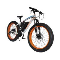 China Cheap 350W fat tire electric bike, 26inch alloy electric bicycles  with lithium battery and pedal assistance wholesale