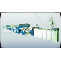 China Industrial Packing PVC Foam Board Machine , WPC PVC Foam Board Production Line wholesale