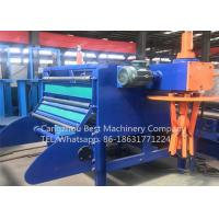China High Precision Automatic 0.3-3mm Steel Coil Slitting Machine Line For Steel And Metal Sheet wholesale