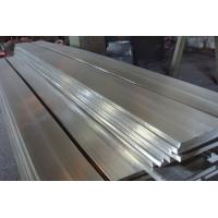 China ASTM A276 316 416 Stainless Steel Flat Bar Slitted Rolled Edge for Ship / Building wholesale